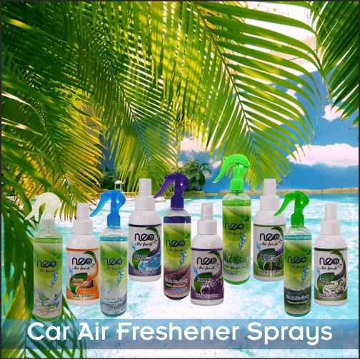 Car Air Freshener Sprays
