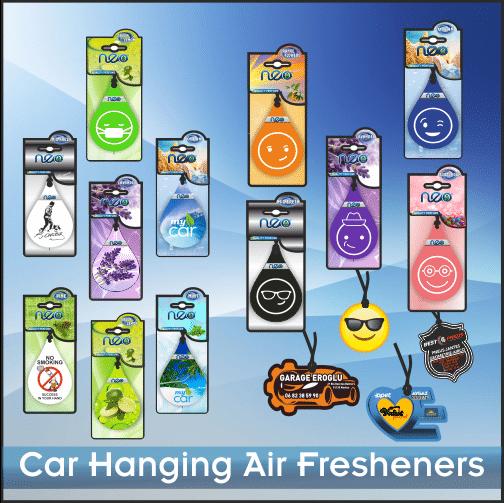 Car Hanging Air Fresheners